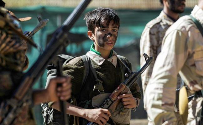 ifmat - Iran-backed Houthi militia stepping up its violations in Yemen with a focus on children