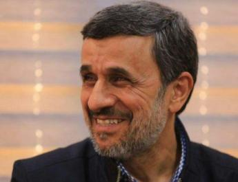 ifmat - Iranian ex-president Ahmadinejad making another run for office