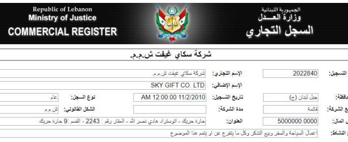 ifmat - Mahan Air Probable Agent in Beirut1