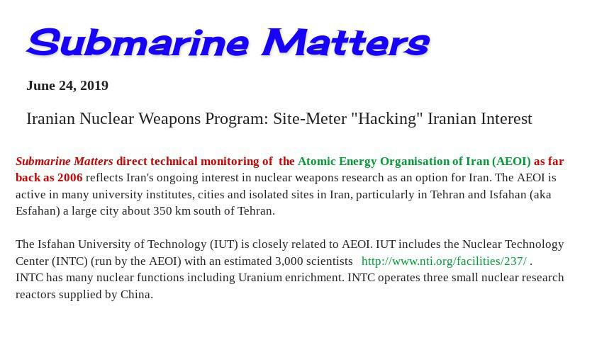 ifmat - Submarine matters Isfahan University of Technology