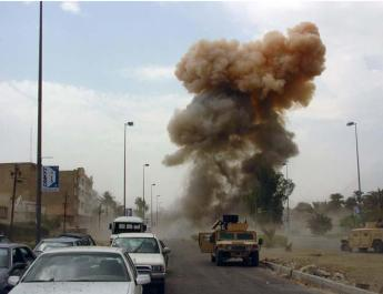 ifmat - US military caravan attacked in Iraq