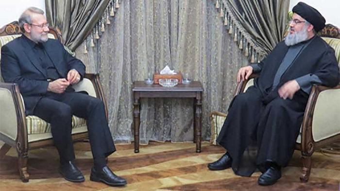 ifmat - Who is Ali Larijani