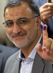 ifmat - Alireza_Zakani_in_the_election_commission