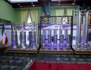 ifmat - Iran says it produced 6.5 kg of Uranium enriched to 60 percent