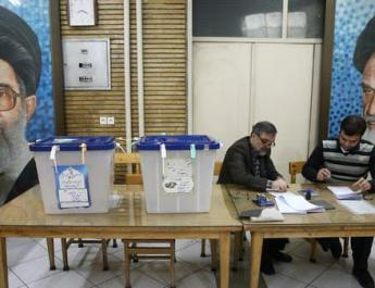 ifmat - Iran videos show some polling stations deserted amid voter disillusionment