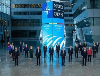 ifmat - NATO summit statement - We call on Iran to stop all ballistic missile activities
