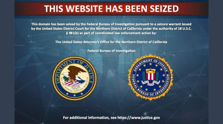 ifmat - US government seizes dozens of US website domains connected to Iran