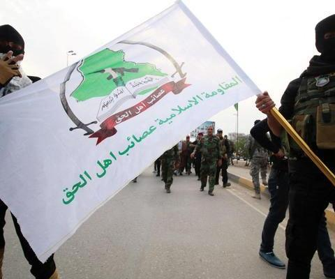 ifmat - What is Iraq doing about uncontrollable Iran-backed militias