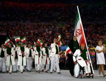 ifmat - Women athletes excluded from running to carry the Olympic flag