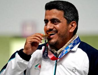 ifmat - IRGC member winning medal in Tokyo Olympics a catastrophe