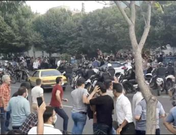 ifmat - Iran Intelligence agents continue arrests of protesters