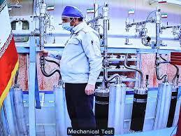 ifmat - Iran insists it can enrich uranium to 90 percent purity – weapons grade – if needed