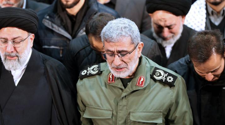 ifmat - Iran loses Iraqi militias as Qasem Soleimani successor proves too weak