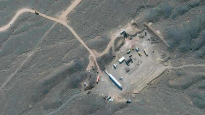 ifmat - Iran nuclear facilities coming under attack