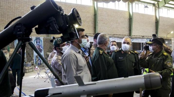 ifmat - Iranian ground forces receive new weapons aircraft