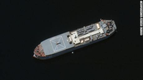 ifmat - Iranian ships that appeared headed for Venezuela are now in Baltic Sea approaching Russia