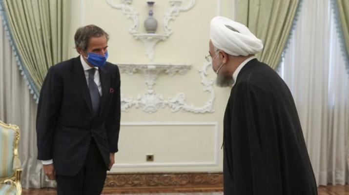 ifmat - Rouhani says he was not allowed to reach a deal with the US