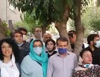 ifmat - Several activists arrested in Tehran following a rally in support of protesters in Khuzestan