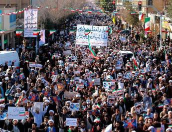 ifmat - Iran regime in despair in the face of revolts