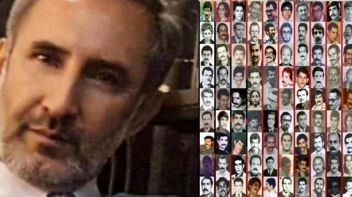 ifmat - Iranian official accused in 1988 massacres of political prisoners goes on trial in Stockholm