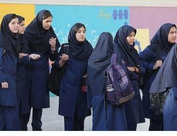 ifmat - Schoolgirls in Iran are turning away from hijab