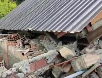ifmat - State forces demolish homes of three Iranian Bahais in N Iran