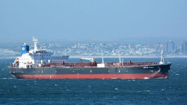 ifmat - Tanker attack - UK and US blame Iran for deadly ship attack