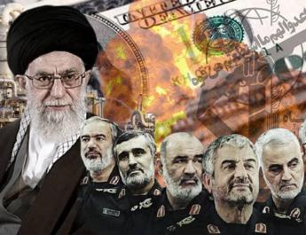 ifmat - Global sanctions on Iran prove beneficial for its terrorist designated IRGC