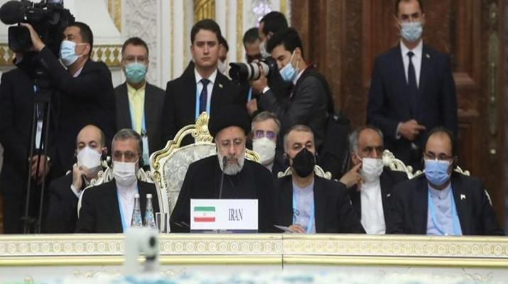 ifmat - Iran meaningless happiness about its membership in the SCO