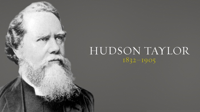 Biografía de Hudson Taylor Apóstol a la China