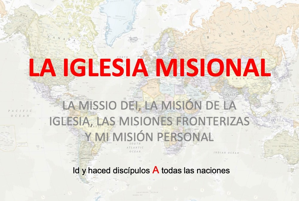 DTN013 La Iglesia Misional