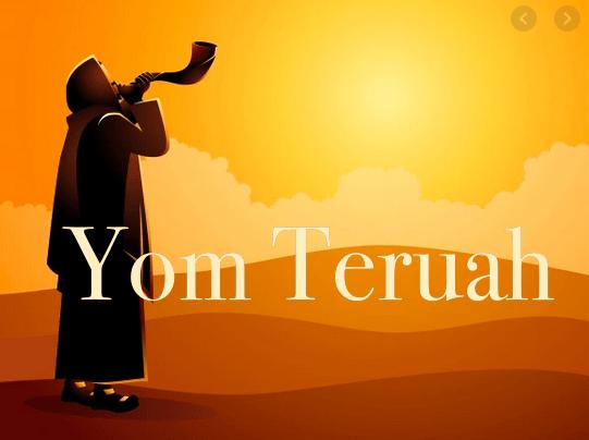 Yom Teruah – Día del Despertar por el Trompetazo
