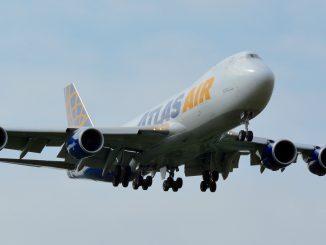 qantas freight adds first