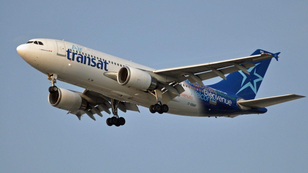 Air Transat retires Airbus A310   International Flight Network