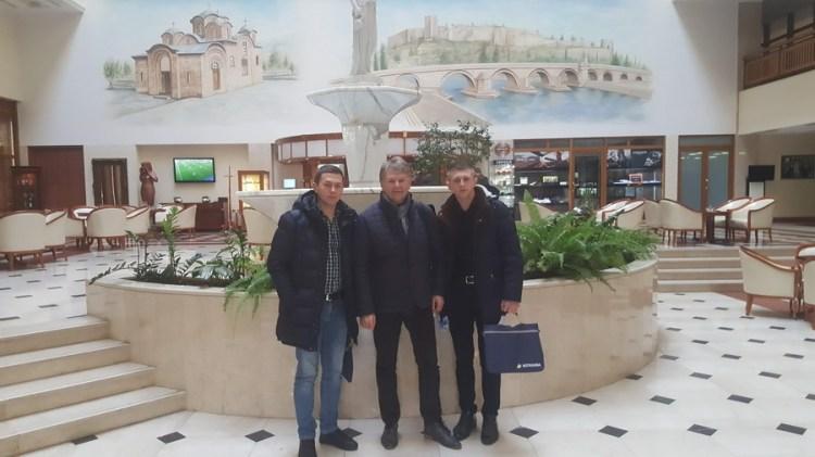 Викладачі та інтерн Івано-Франківського медичного університету стажувалися в Македонії (фото)
