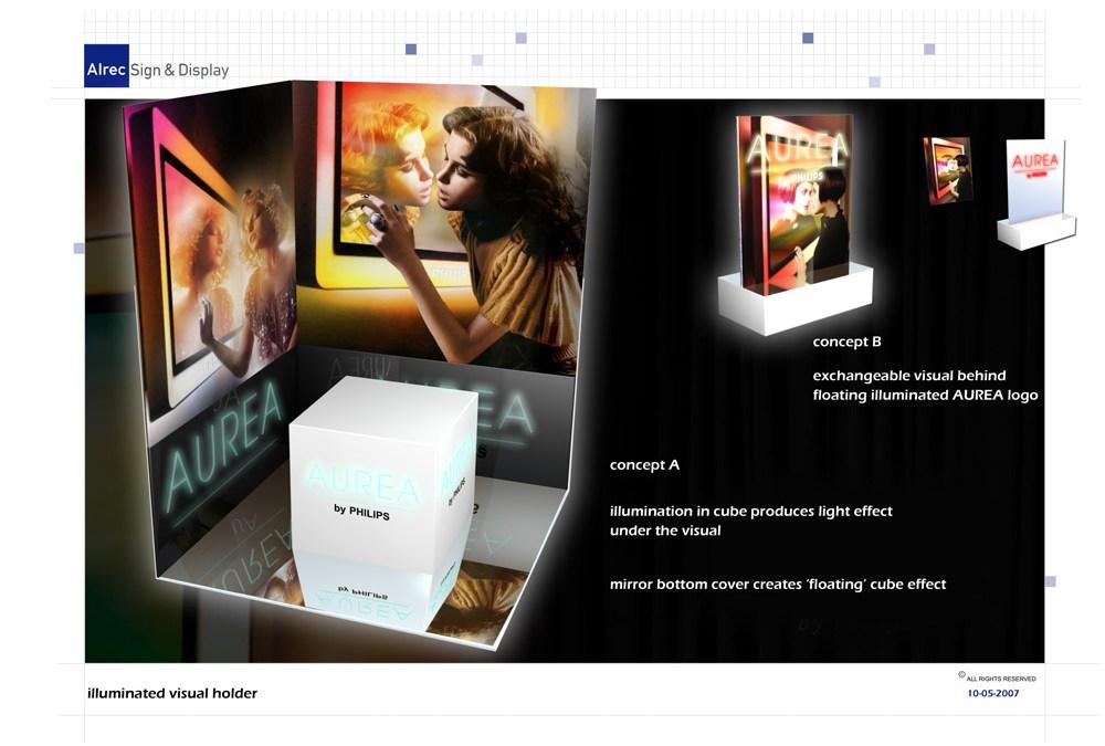 3D brochure