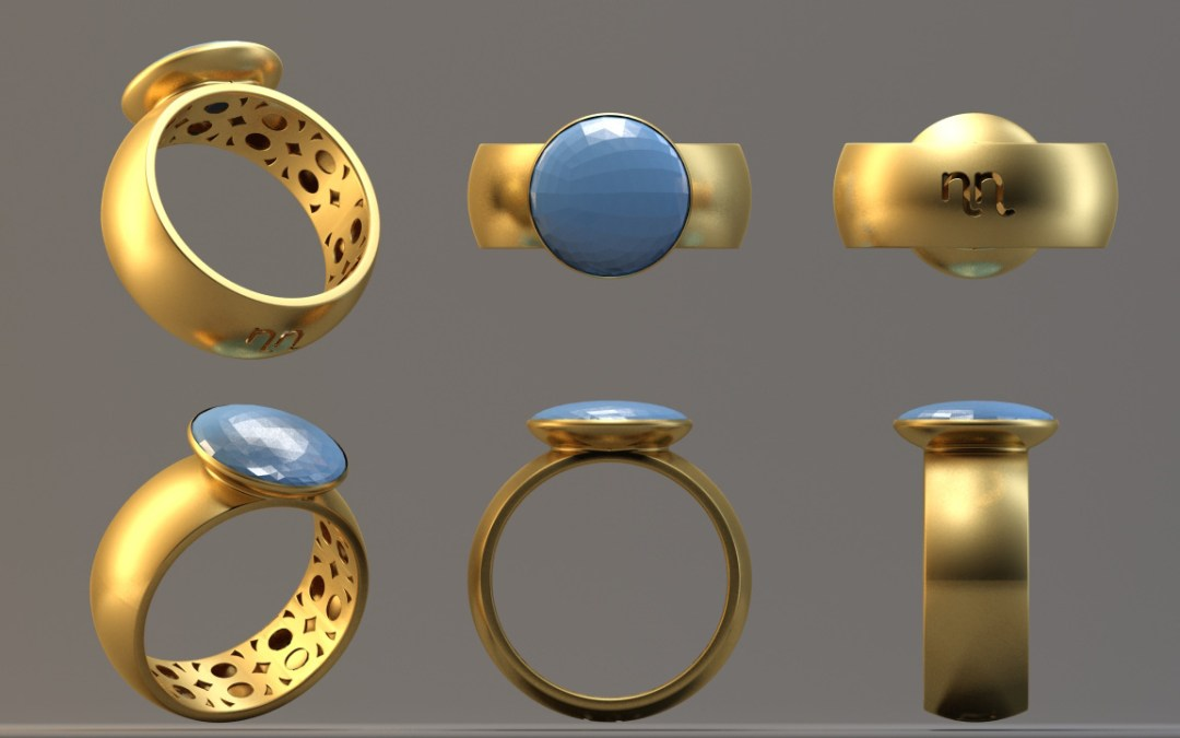 Jewellery visualisation