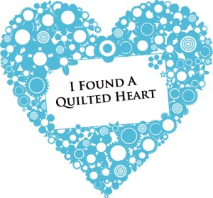 I Found A Quilted Heart