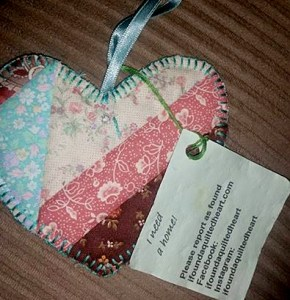Beautiful Quilted Heart