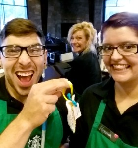 Happy Baristas X
