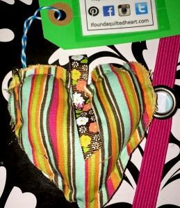 Striped Heart FBX