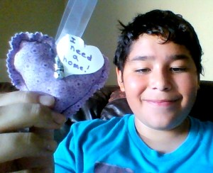 Purple Heart  WX 1