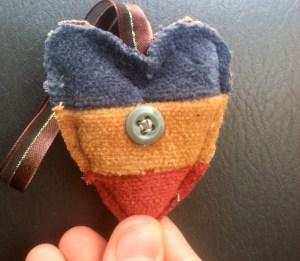 Tri Color Heart WX