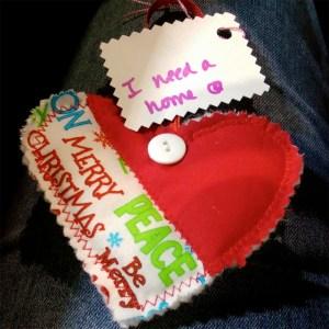 Merry Happy heart WX