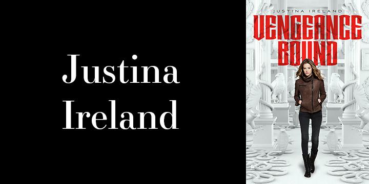 Justina Ireland Vengeance Bound