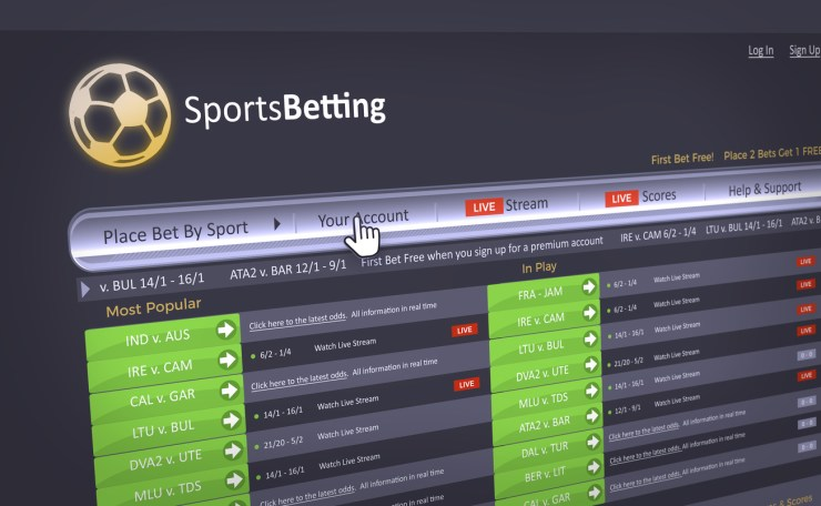 Image result for Online Sport Betting LAUTECH Student Wins N10m In Online Sport Bet LAUTECH Student Wins N10m In Online Sport Bet sports betting website istock 882437372 fir ifrah on igaming