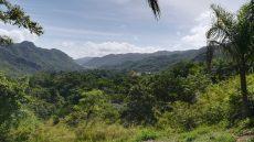 Vista da El Nicho, Ciefuegos