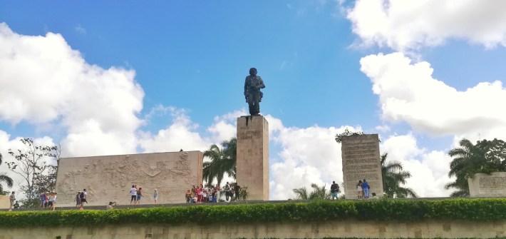 A Santa Clara, Cuba 2017