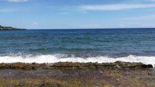 Santiago de Cuba con il suo mare