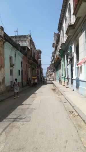Due Passi per L'Avana centro